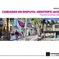 Ciudades en disputa: Gentrificación. Propuestas de abordaje didáctico